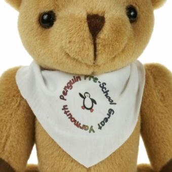 Bearlist co uk - Bandana Bear